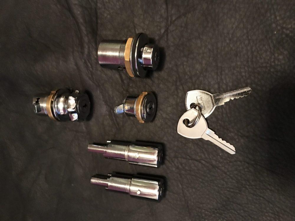 Maserati Sebring Lock Set 2 Image